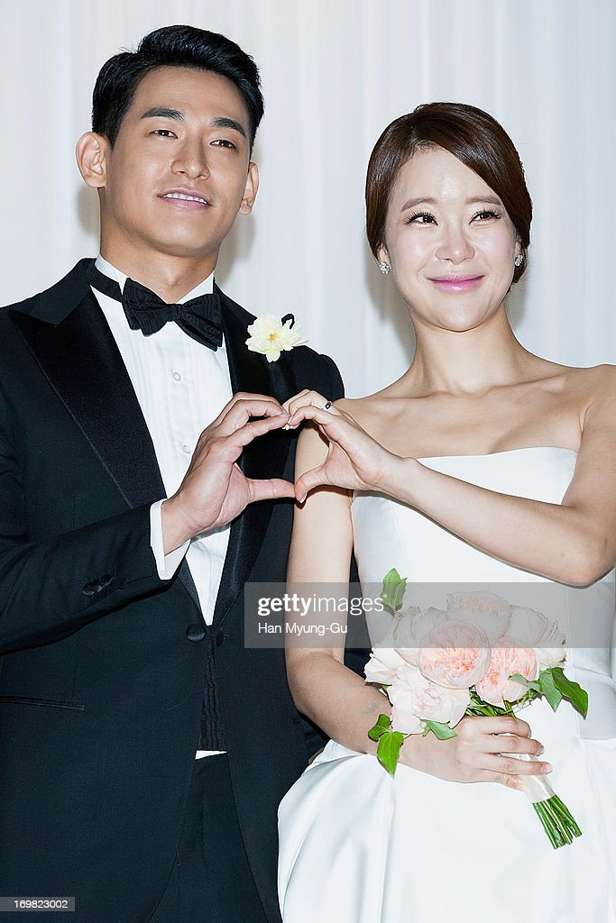 Jung suk won wedding bands