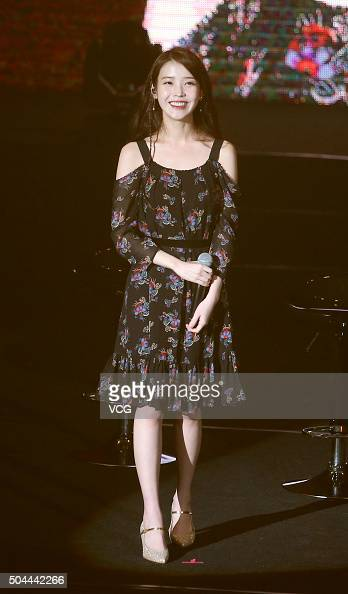 IU Performs In Taipei Photos and Images | Getty Images