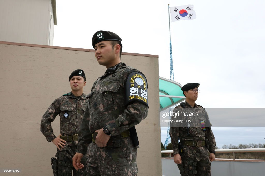 Only Village In DMZ Ahead Of Inter-Korean Summit