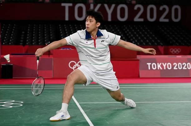 JPN: Badminton - Olympics: Day 8