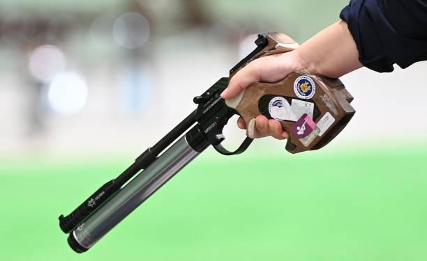 JPN: Shooting - Olympics: Day 5