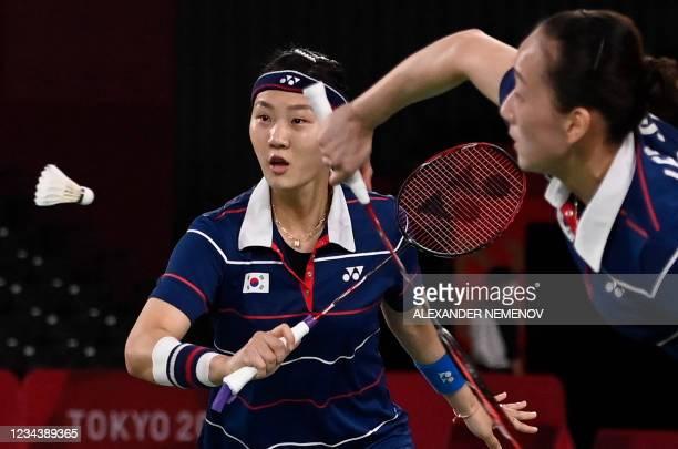 JPN: Badminton - Olympics: Day 10
