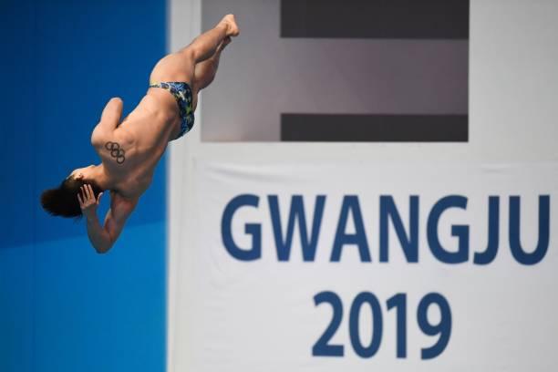 KOR: Gwangju 2019 FINA World Championships: Diving - Day 6