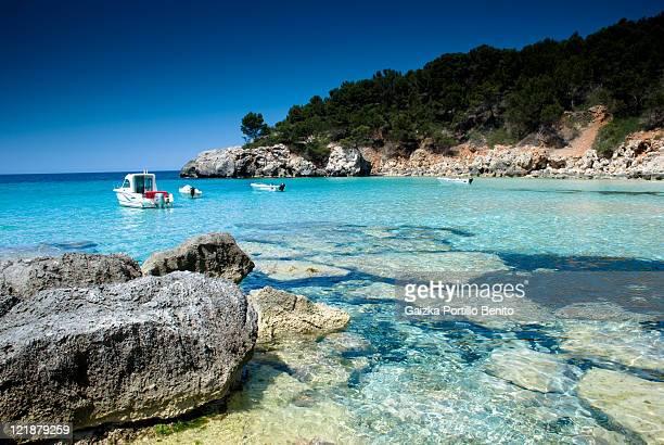South Menorca Calas (Spain)