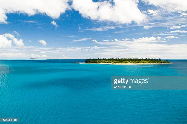 south pacific island - new caledonia stock photos and pictures