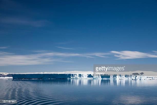 South Pole Tabloid Iceberg