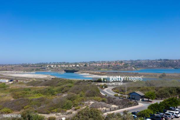 south ponto beach - carlsbad - carlsbad california stock pictures, royalty-free photos & images