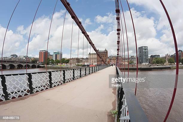 south portland street bridge, glasgow - theasis stock-fotos und bilder