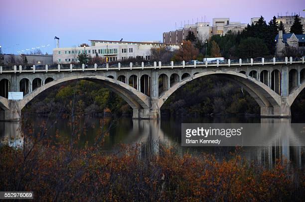 South Saskatchewan River Bridge