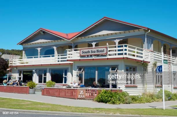South Sea Hotel, Oban, Stewart Island.