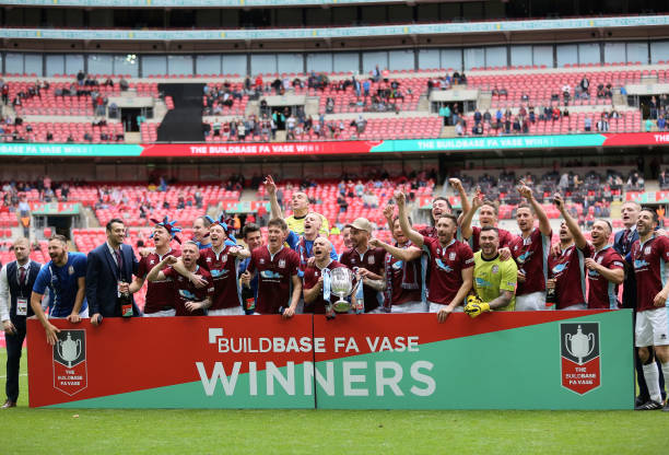 South Shields V Cleethorpes Town The Buildbase Fa Vase Final
