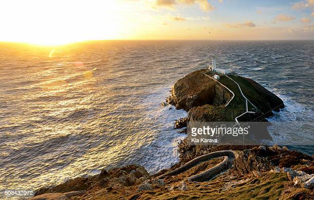 South Stack Lighthouse, Wales