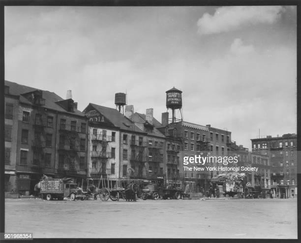 South Street, New York, New York, 1929.
