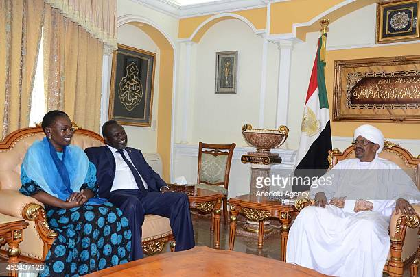 South Sudanese former vice president Riek Machar discharged by South Sudanese president Salva Kiir Mayardit in accusation of coup attempt on December...