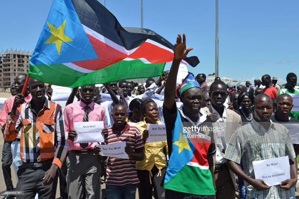 SSUDAN-UNREST : News Photo