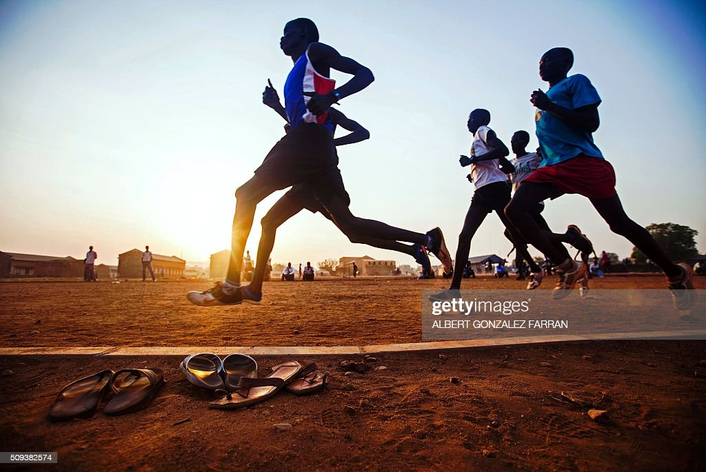 TOPSHOT-OLY-SSUDAN : News Photo