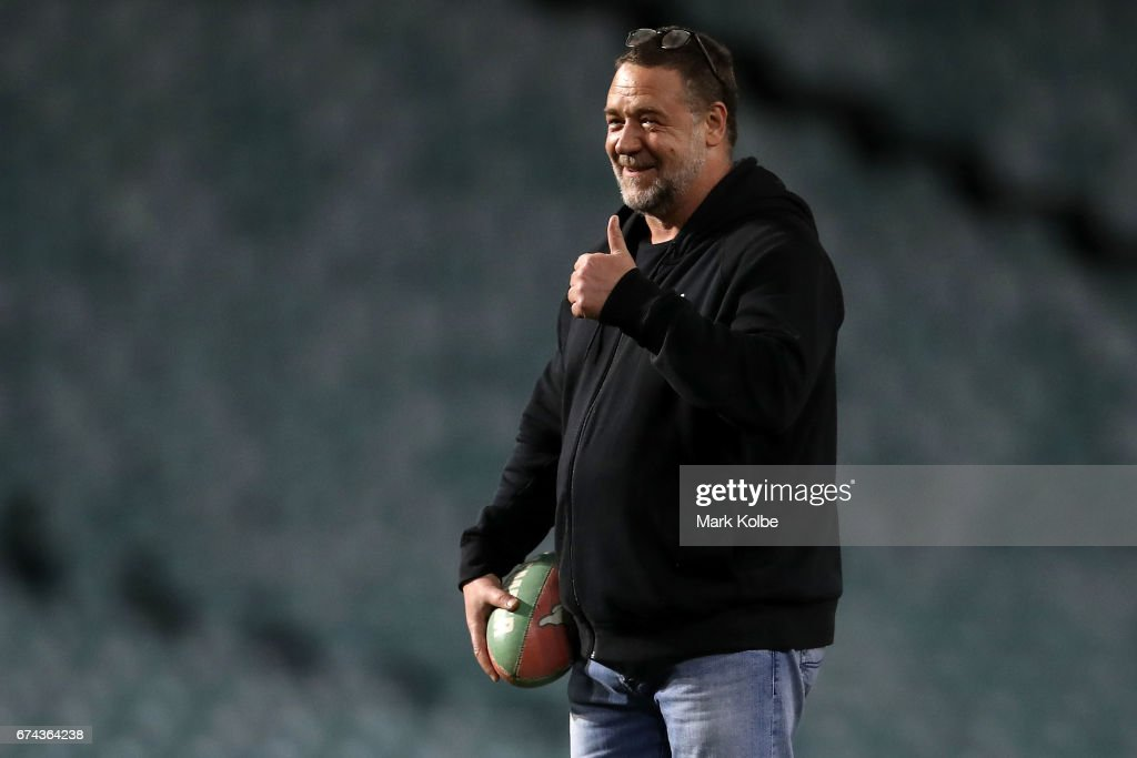 NRL Rd 9 - Rabbitohs v Sea Eagles : News Photo