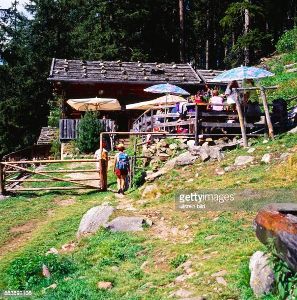 South Tyrol Alto Adige landscape Burgraviato Merano Val Venosta Naturno Tabla