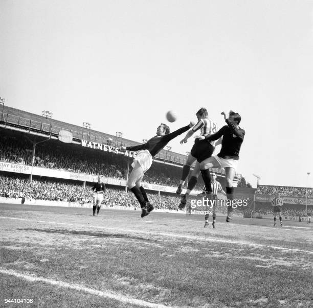 Southampton 10 Charlton Athletic league match at The Dell Saturday 30th April 1966