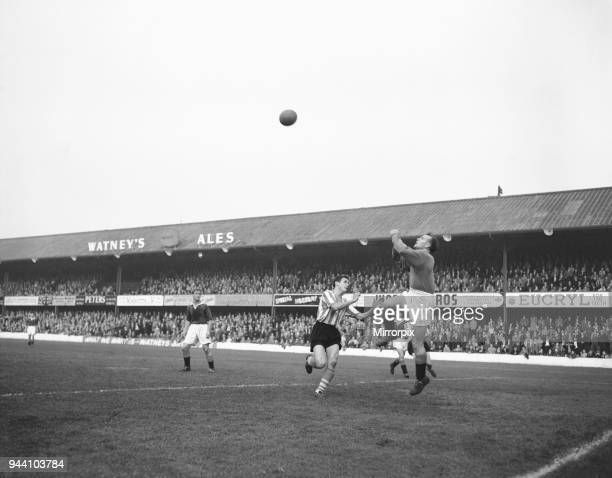 Southampton 13 Swindon League Match Division 3 South Wednesday 9th October 1957