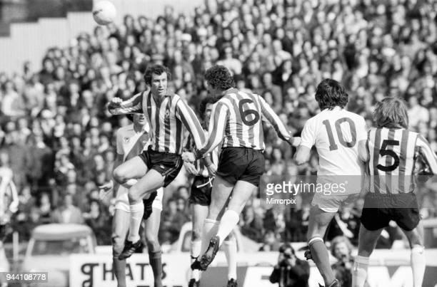 Southampton 2-0 Crystal Palace. FA Cup Semi Final. Saturday 3rd April 1976.