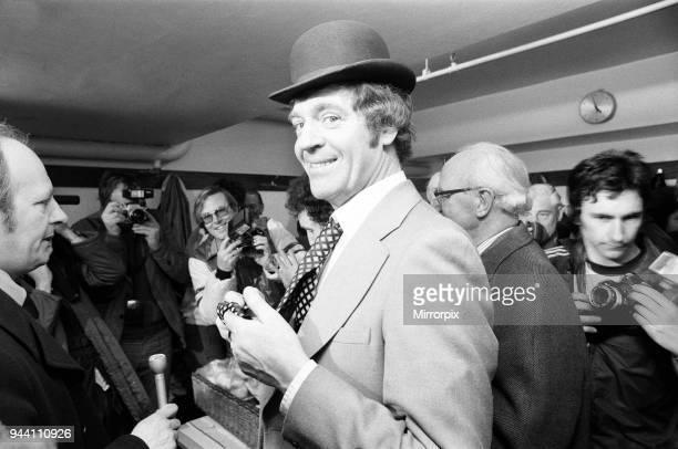 Southampton 2-0 Crystal Palace. FA Cup Semi Final. Saturday 3rd April 1976. Lawrie McMenemy.