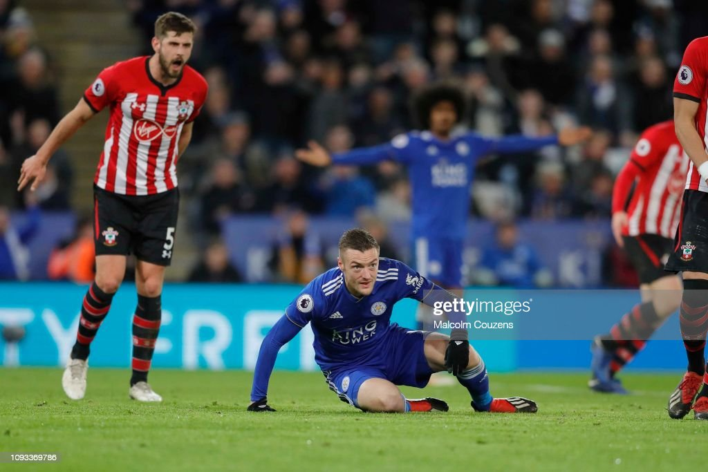 Leicester City v Southampton FC - Premier League : News Photo