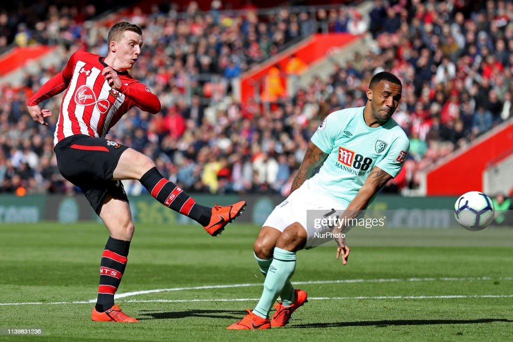 Southampton FC v AFC Bournemouth - Premier League : News Photo