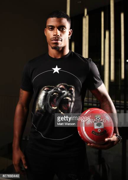 Southampton FC sign Mario Lemina from Juventus on a 5 year contract pictured at the Staplewood Campus on August 8 2017 in Southampton England