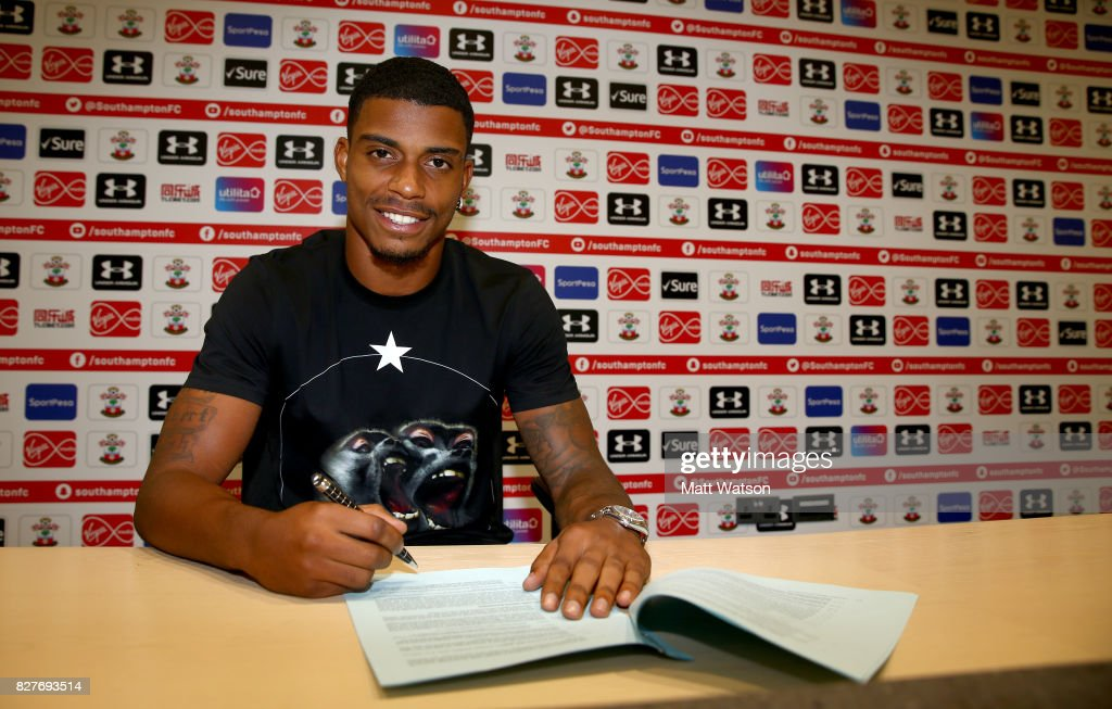 Southampton FC sign Mario Lemina from Juventus on a 5 year contract, pictured at the Staplewood Campus on August 8, 2017 in Southampton, England.