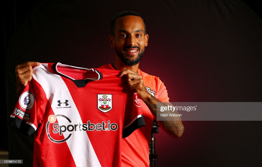 Southampton Unveil New Signing Theo Walcott : News Photo
