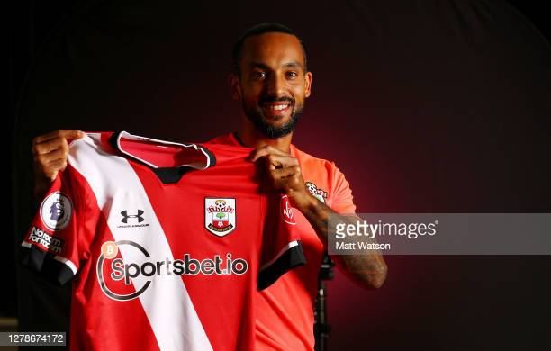 Southampton FC sign Theo Walcott on a season-long loan deal from Everton, pictured on October 05, 2020 in Southampton, England.