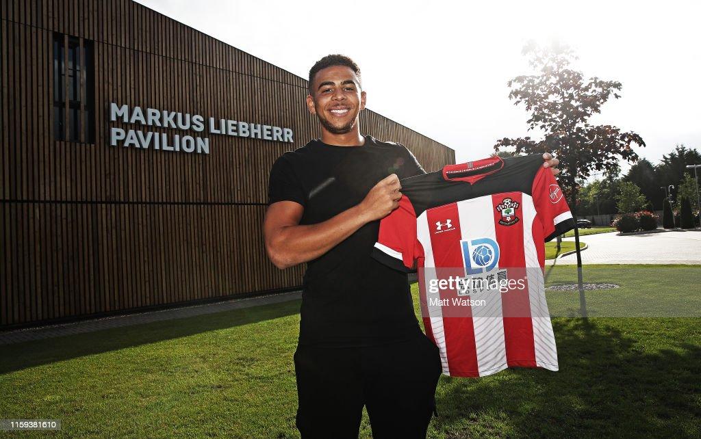 Southampton Unveil New Signing Che Adams : News Photo