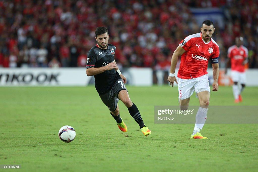 UEFA Europa League: Match Between Hapoel Beer Sheva - Southampton : News Photo