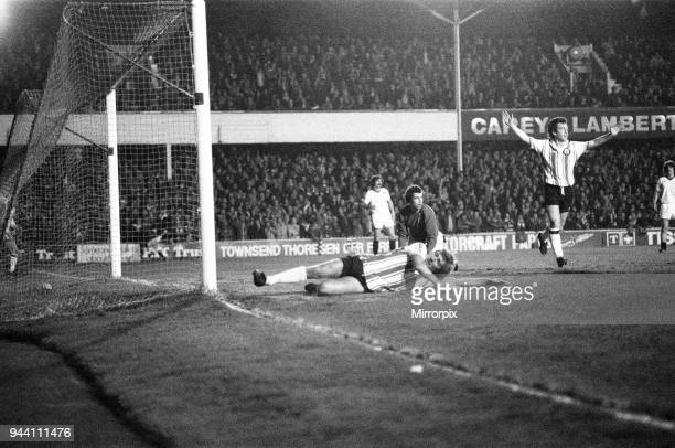 Southampton v Bristol City league match at The Dell Tuesday 29th April 1980 Final score Southampton 52 Bristol City