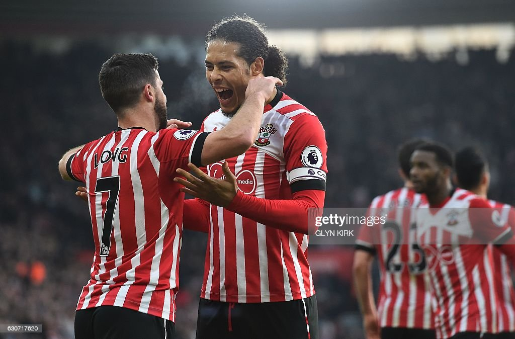 FBL-ENG-PR-SOUTHAMPTON-WEST BROM : News Photo