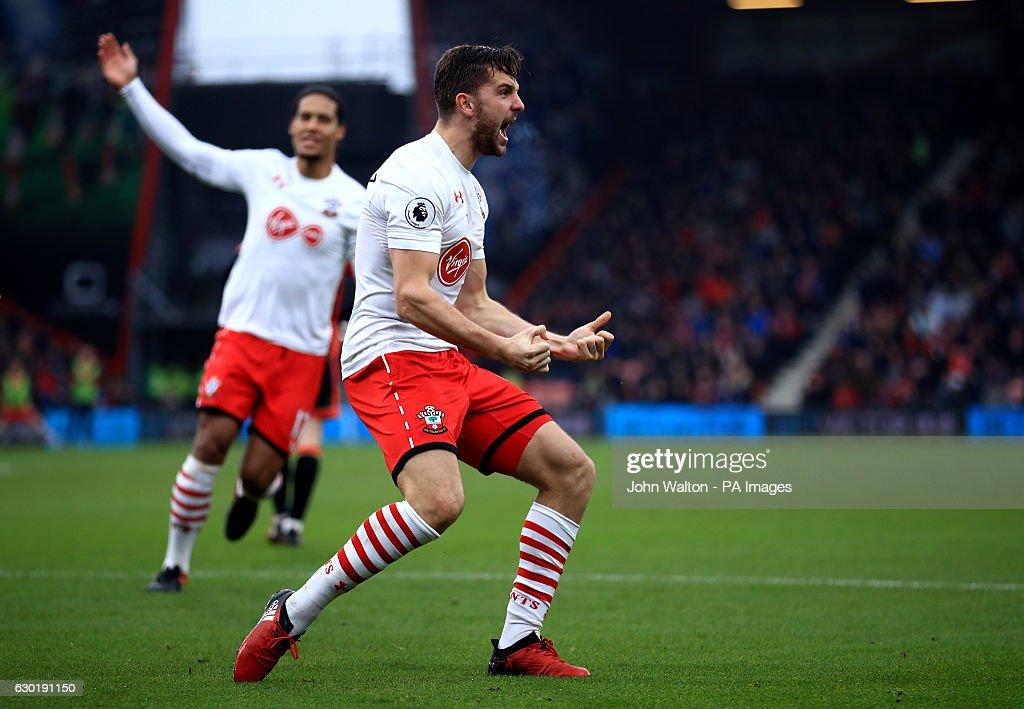 AFC Bournemouth v Southampton - Premier League - Vitality Stadium : News Photo