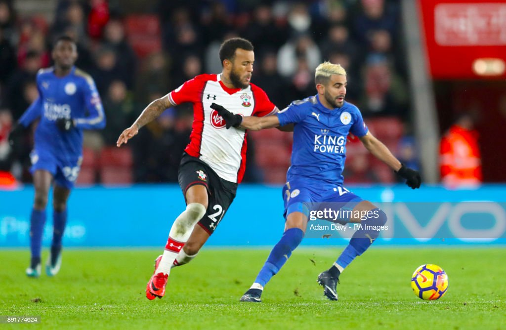 Southampton v Leicester City - Premier League - St Mary's Stadium : Nachrichtenfoto