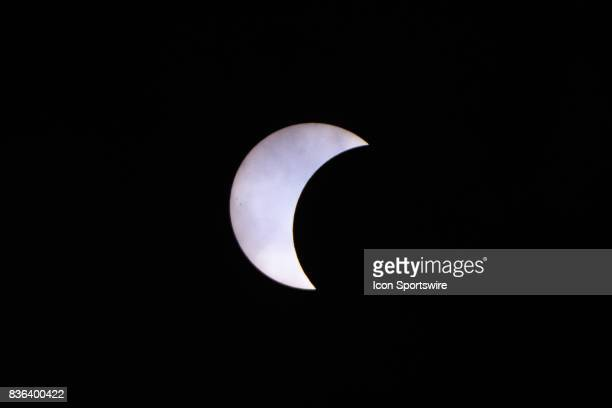 Southeast Michigan near Detroit saw over 80% of the Totality of the eclipse seen during the 2017 Total Solar Eclipse for North America in Ann Arbor MI