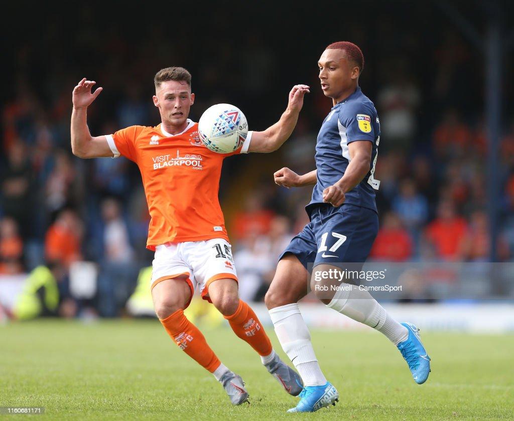 Southend United v Blackpool - Sky Bet League One : News Photo