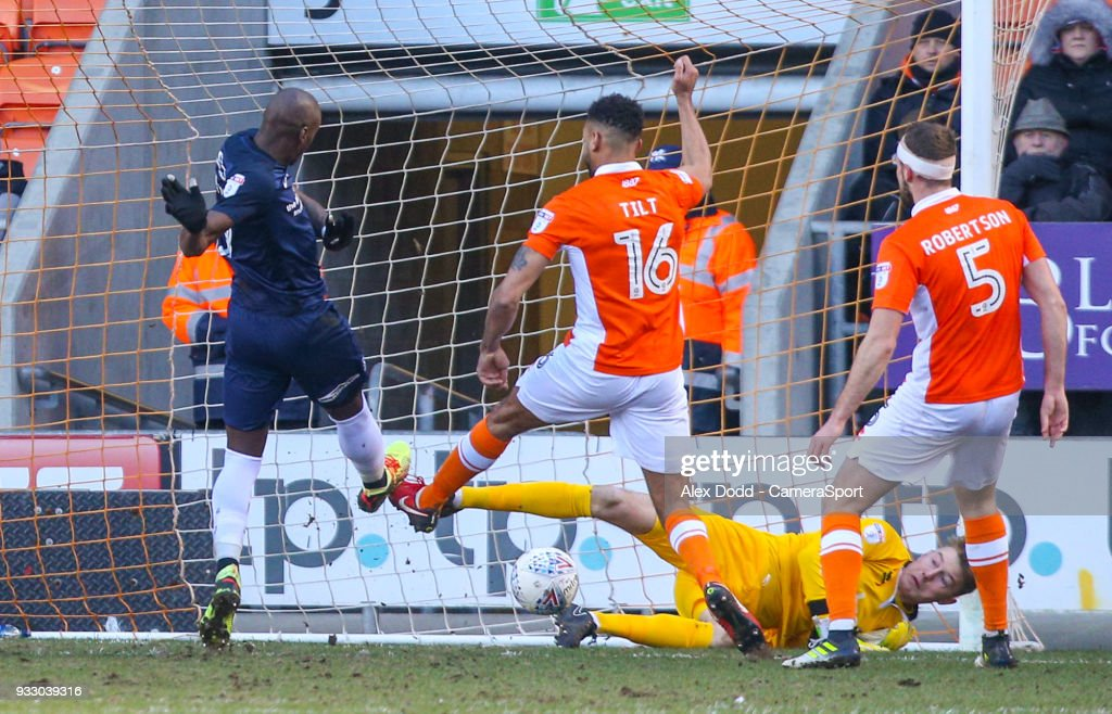 Blackpool v Southend United - Sky Bet League One