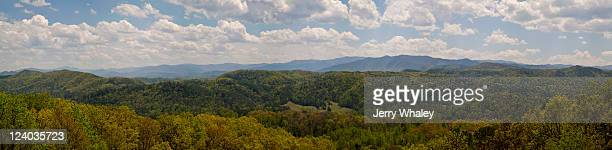 southern appalachian mountains - jerry whaley stock pictures, royalty-free photos & images