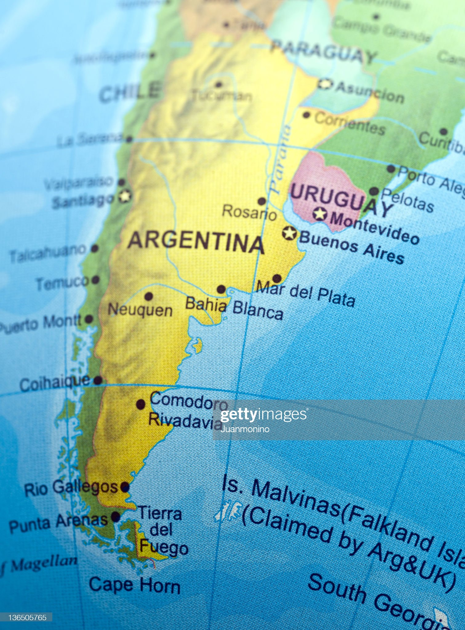 Argentina meridionale: Foto stock