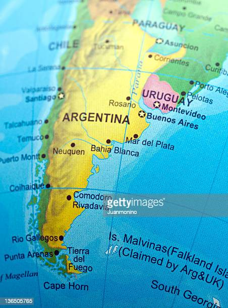 southern argentina - argentina stock pictures, royalty-free photos & images