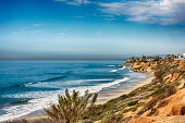 Southern California Beach Scenic