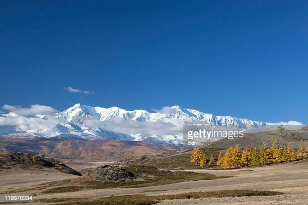 southern chuyski ridge - semi arid stock pictures, royalty-free photos & images