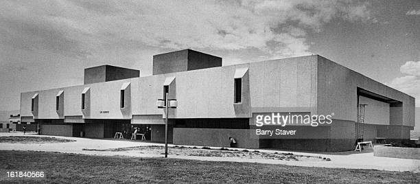 MAY 29 1974 Southern Colorado State College Life Sciences Building Built In 1968 At Cost' Of $2 Million Administrators and inspectors decided it...