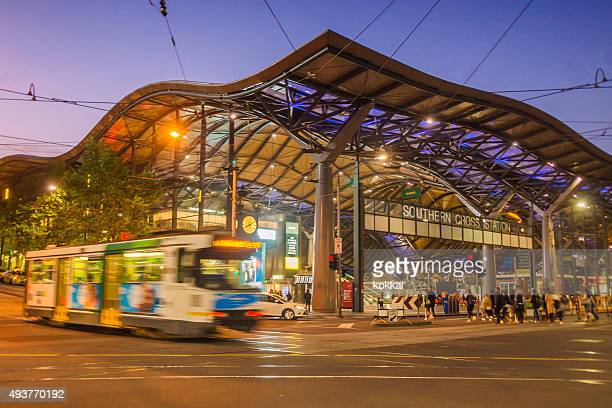 southern cross station - south australia stock pictures, royalty-free photos & images