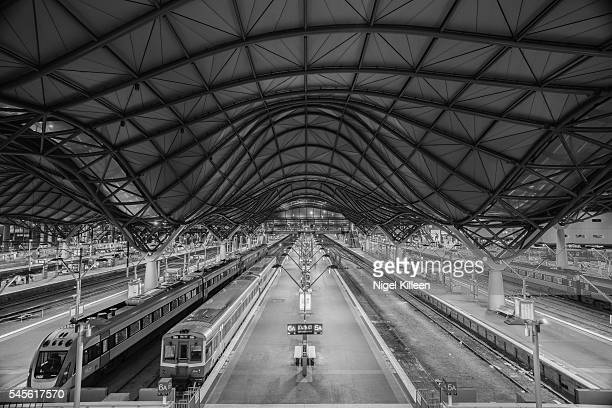 Southern Cross Train Station, Melbourne