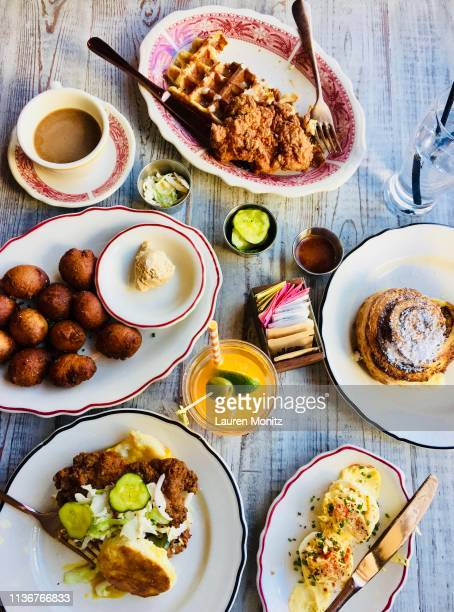 southern feast - アメリカ南部 ストックフォトと画像